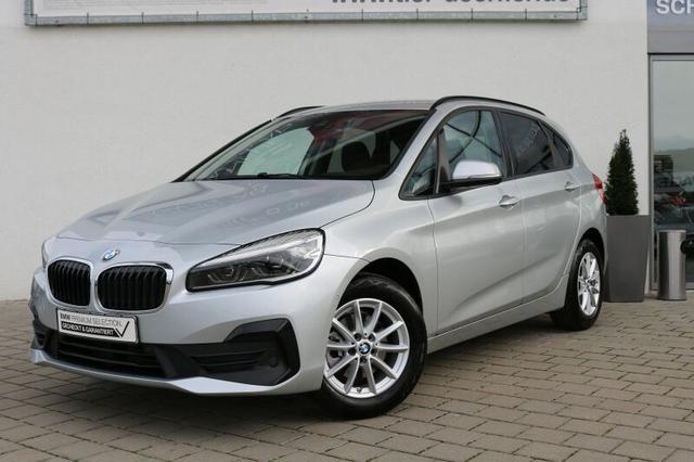 BMW 2er Active Tourer 216d NaviPlus/LED/KAMERA/ALARM/SH