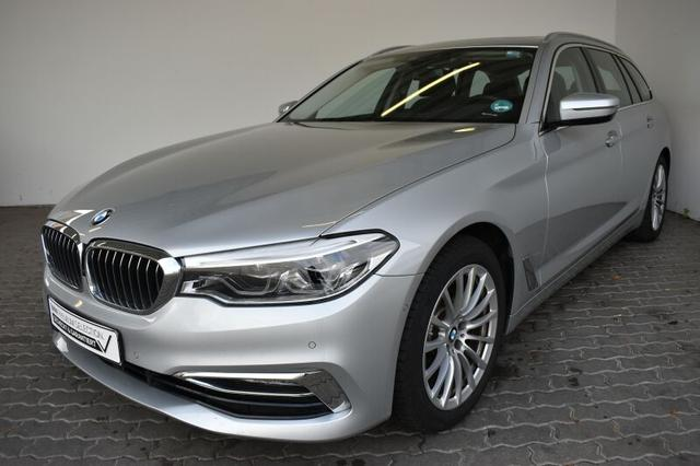 BMW 5er 520dA xDrive Tour.(G31) Luxury Line Komfsz.HUD