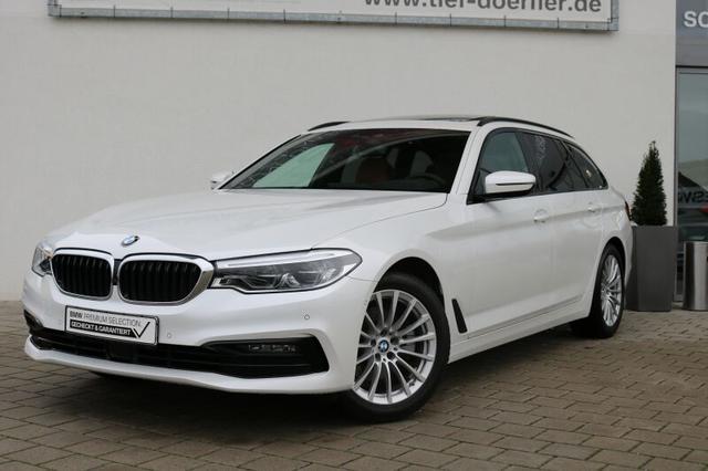 BMW 5er - 520i SAG Touring Sport Line AHK/INTEGRAL/KAMERA