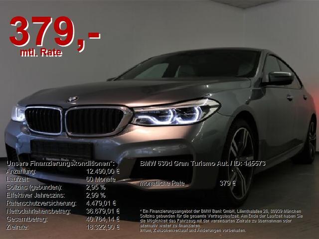 BMW 6er Gran Turismo - 630 Aut. M Sportpaket NaviProf.HUD