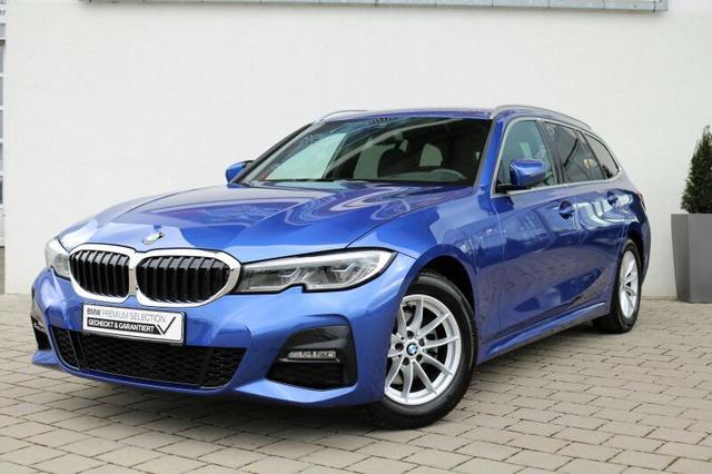 BMW 3er 320i SAG G21 M Sport LASER/HuD/LiveProf/AHK/DAB