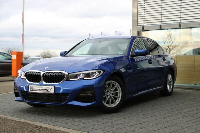 BMW 3er 320dA Lim M Sport LiveCockpitProf Laser AHK HUD