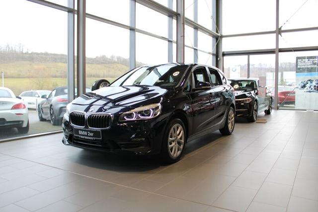 BMW 2er Active Tourer 218d Modell Advantage LED/Navi/AHK