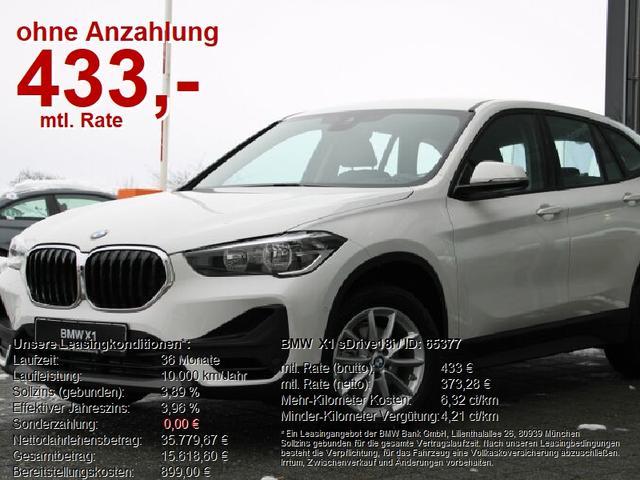 BMW X1 sDrive18i Automatik/Navi/DAB