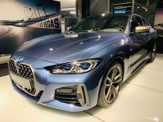 BMW 4er 40i xDrive Coupé M-SPORT