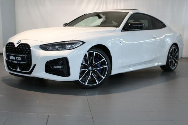 BMW 4er 430i Coupé M Sport