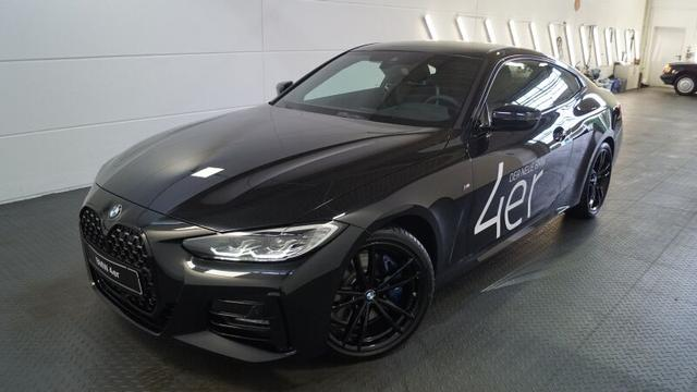 BMW 4er 420d xDrive Coupé M Sport. HIFI. DAB. uvm.