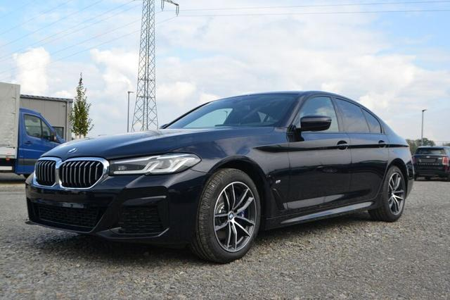 BMW 5er 530i Limousine M Sportpaket AHK Head-up