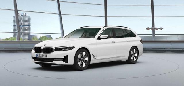 BMW 5er 520d Touring Lageraktion