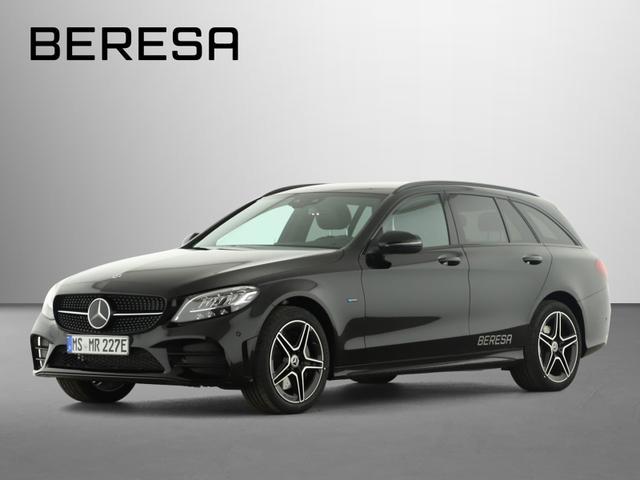 Mercedes-Benz C-Klasse - C 300 e T AMG Fahrassist. Night LED AHK Kamera