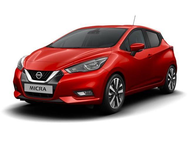 Nissan Micra - Visia Plus 1.0 5-Türer  Audiosystem   Sitzheizung   Klima