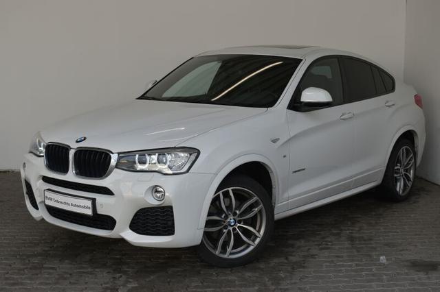 BMW X4 - xDrive20d M Sport