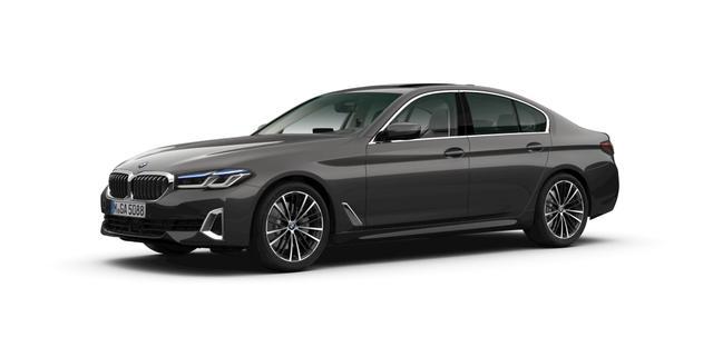 BMW 5er 530d xDr Luxury Line n. Modell Standh Laser AHK