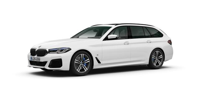 BMW 5er 530d Aut. M Sportpaket neues Modell Standh. Lase