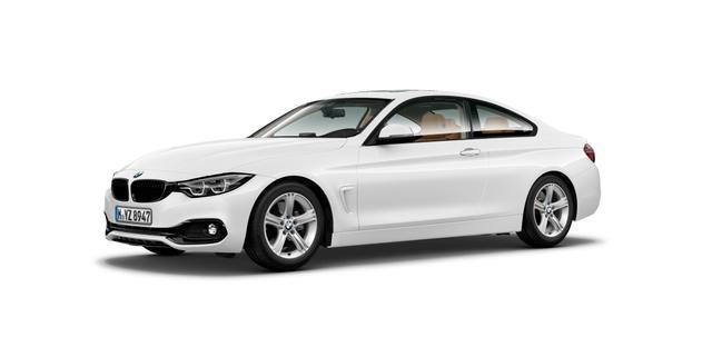 BMW 4er - 430i Coupé A Sport Line