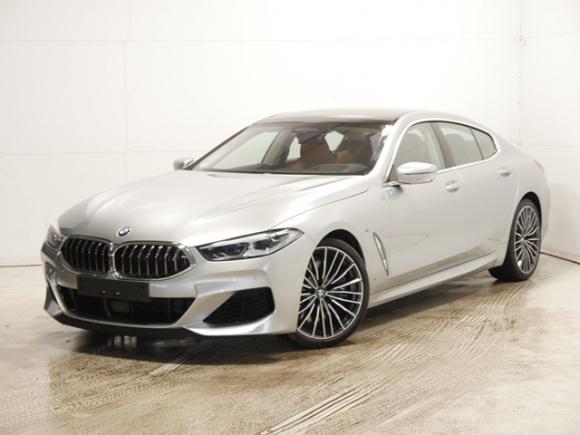BMW M8 M850i xDr Gran Coupé Laser TV B&W ACC Park+