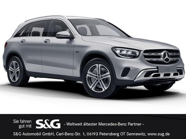 Mercedes-Benz GLC 300 de 4MATIC *Hybrid* *LED* *Navig* *Business Paket*