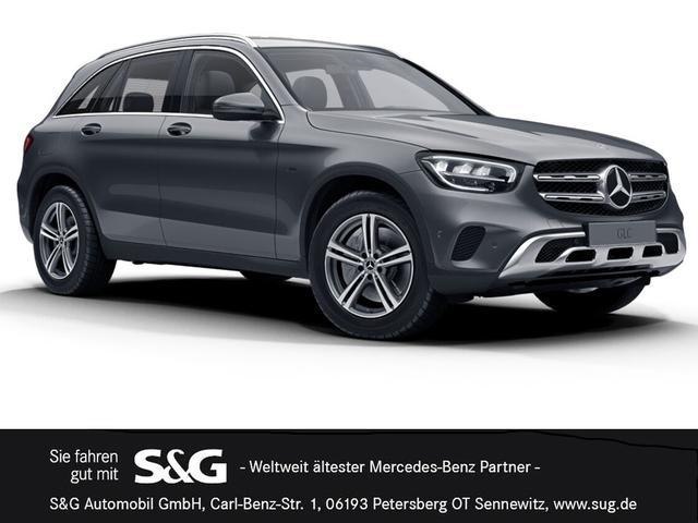 Mercedes-Benz GLC 300 e 4MATIC *Hybrid* *LED* *Navig* *Business Paket*