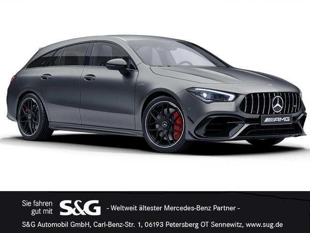 Mercedes-Benz CLA 45 S 4MATIC+ Shooting Brake *Aerodynamik Paket* *High End