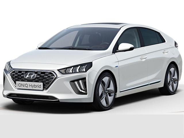 Hyundai IONIQ - Plug-in-Hybrid 1.6 GDI  Einparkhilfe   LED TFL