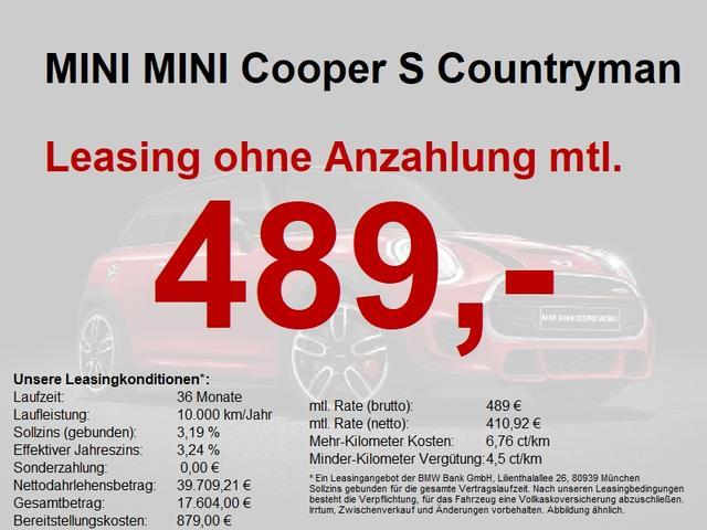 Mini Countryman Cooper S