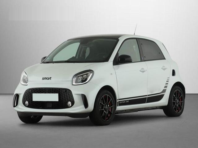Smart ForFour - EQ  edition one  Schnelllader Pano Voll