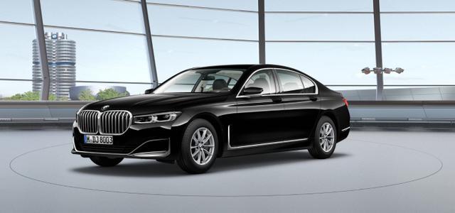 BMW 7er 730d Limousine BESTELLAKTION