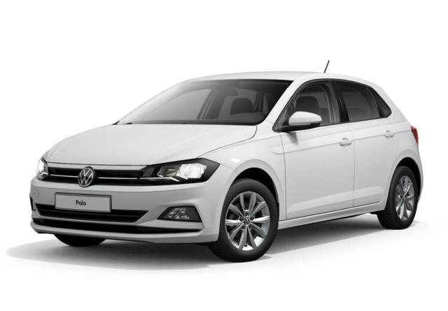 Volkswagen Polo - 1.0 TSI 95 DSG Highl AppCo ACC 15Z Temp
