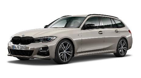 BMW 3er - 320d Aut. M Sport Laser LiveCockPit AHK HuD