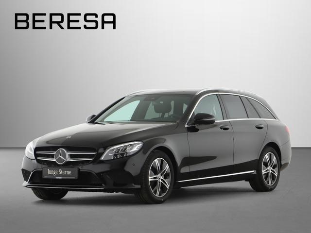 Mercedes-Benz C-Klasse - C 180 T Avantgarde Comand LED Kamera PDC