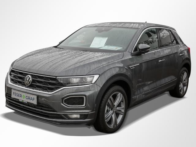 Volkswagen T-Roc - Sport 1.5 TSI DSG R-line/LED/Navi/Alu 18