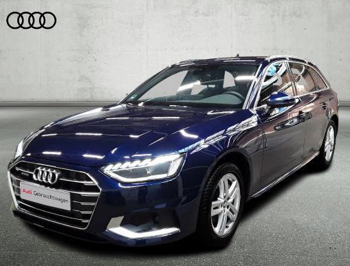 Audi A4 - Avant Advanced 40 TDI qu. S tronic AHK ACC LE