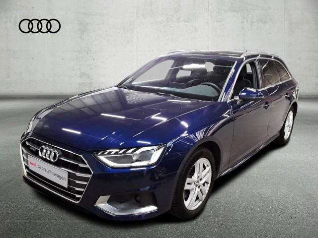 Audi A4 - 40 quattro 2.0 TDI Avant advanced (E6 d-T)