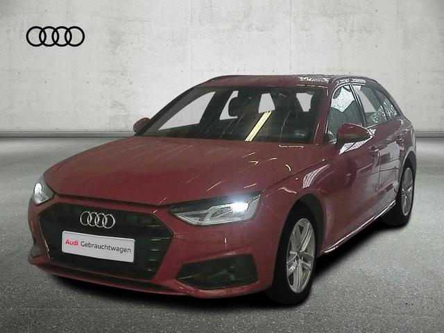 Audi A4 - Avant 35TDI S tronic sport/Leder/ACC/Navi