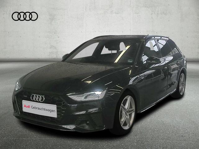 Audi A4 - Avant 45TDIqu. S line /Leder/Pano/ACC/Navi