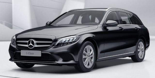 Mercedes-Benz C-Klasse C 220d T Sport Avantgarde LED Nav EHK Kam 17Z