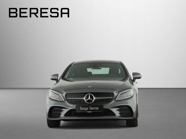 Mercedes-Benz C-Klasse - C 220 d 4M Coupé AMG Comand Fahrassist. 360° LED