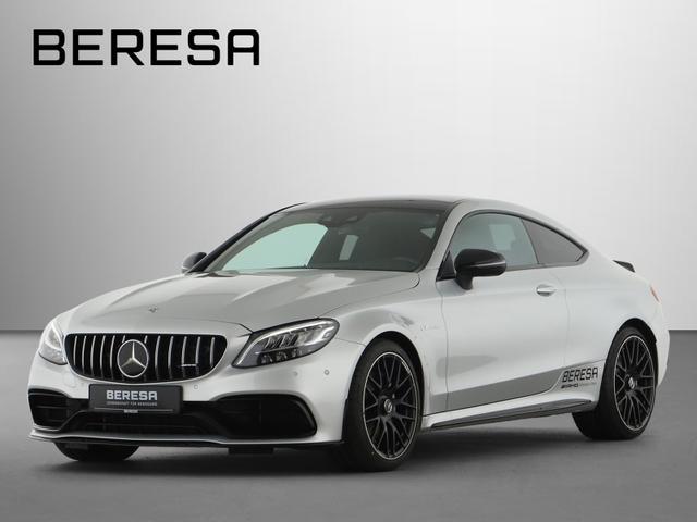 Mercedes-Benz C-Klasse AMG - C 63 HUD Perf. Sitze Burmester Fahrassist.