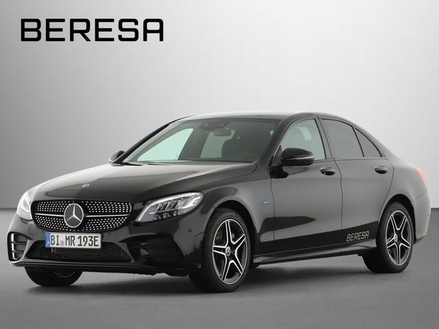 Mercedes-Benz C-Klasse - C 300 e 4M AMG Fahrassist. Night LED Kamera Navi