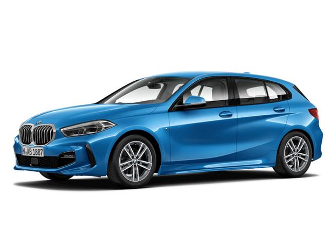 BMW 1er - 116d EURO 6 M Sportpaket HiFi LED Fl.Ass. Tempomat