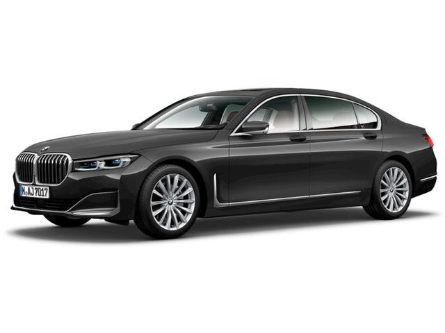BMW 7er - 730d Limousine Touch Command Gestiksteuerung EURO 6