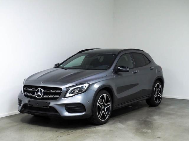 Mercedes-Benz GLA - 250 AMG Night Leder AHK Kamera Memory 19''