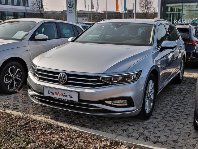 Volkswagen Passat - Variant 2.0 TDI Elegance AHK IQ.Light Nav