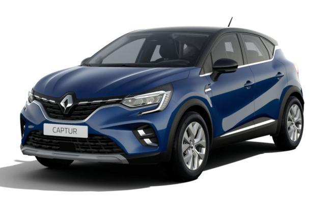 Renault Captur - INTENS TCe 140 ParkAssist Kam PDC