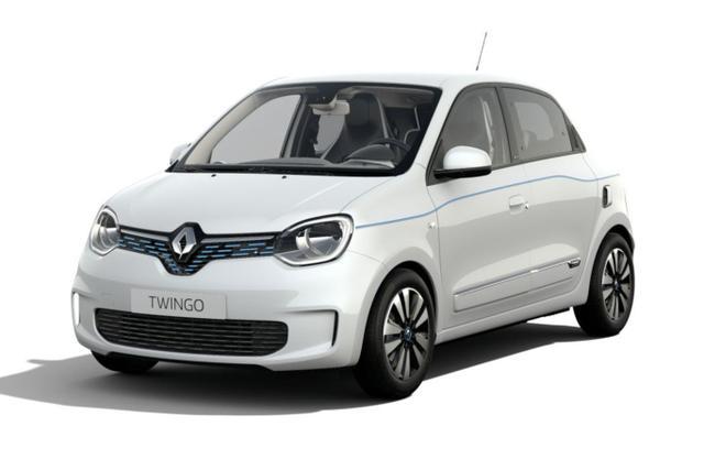 Renault Twingo - Electric INTENS inkl. Förd.