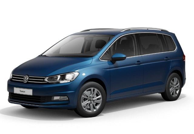 Volkswagen Touran - 1.5 TSI 150 Highl. Nav ErgoA SHZ PDC
