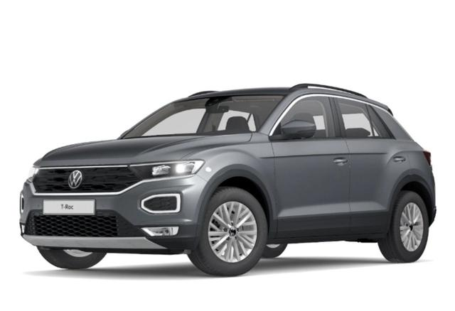 Volkswagen T-Roc - 1.5 TSI 150 Style LED PDC AppCo ACC BSS