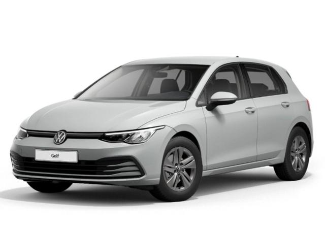 Volkswagen Golf - VIII 1.5 TSI 130 Life LED AppC SHZ ACC