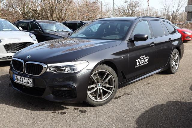 BMW 5er - 520d Touring 190 Aut M-Sport LED PanoD Nav