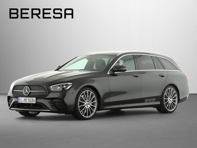 Mercedes-Benz E-Klasse - E 450 4M T AMG Sitzklima Burmester Fahrassist.